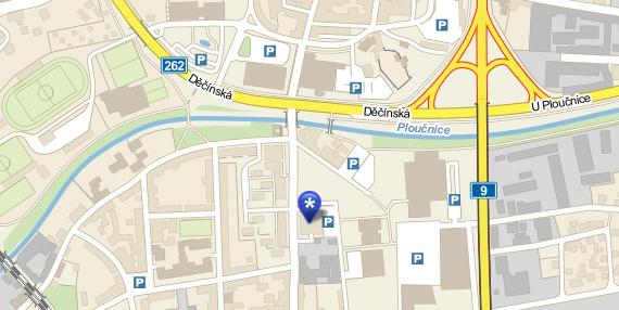 Mapa kde nás najdete